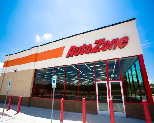 AutoZone Construction Contractor
